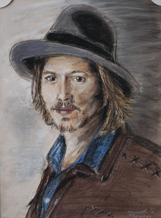 Johnny Depp by sebastien.jouve